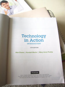 Technology In Action Complete 12th Ed. Amazing price! Gatineau Ottawa / Gatineau Area image 3