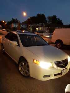 2004 Acura TSX 6speed Sedan