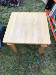 Solid Pine Coffee and End tables