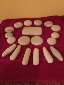 Marble Stones for La Stone Massage