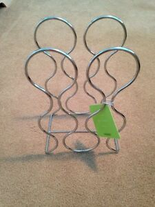 Artsy wine rack Peterborough Peterborough Area image 1