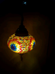 Turkish Handcrafted Traditional Light