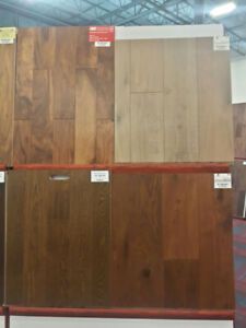 HARDWOOD FLOORING STARTING @ $2.49/SQFT COSMAROMA SPECIAL!!!