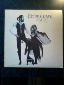 "Fleetwood Mac (""Rumours,"" ""Tango in the Night"") + Little River B"