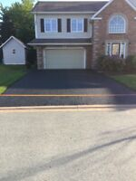 Asphalt Driveway Sealing- Book Now and Save!!