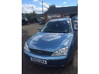 Ford mondeo mk3 breaking for spares replacement parts