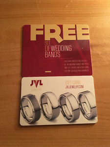 JVL Jewelery Gift Card