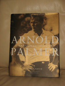 "ARNOLD PALMER ""A Personal Journey"" FOR THE GOLF LOVER"