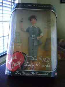 """I LOVE LUCY""  BARBIE"