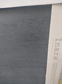 *REDUCED* Charcoal Grey Ceramic Tiles for floors and walls