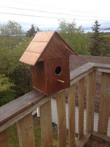 Brand New Homemade Birdhouses  St. John's Newfoundland image 2