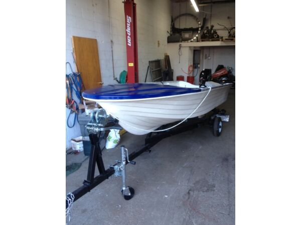 2006 Sun Ray Boats Ltd 14.5