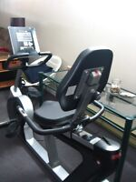 Recumbent Bike with Extra Features - Moving Sale