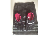 Adidas adipure trainers,U.K size 4,immaculate,great for walk,gym,exercise,bargain £30