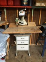 Table Top Radial Arm Saw