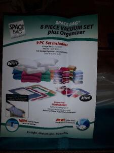storage saver....space bags