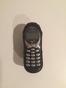 Téléphone cellulaire Motorola