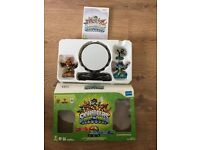 Wii Skylanders and console