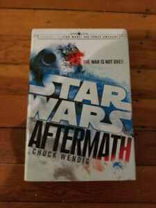 Hardcover Star Wars: Aftermath by Chuck Wendig