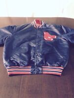 Vintage Red Sox jacket