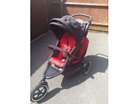 Phil & Teds Explorer double buggy