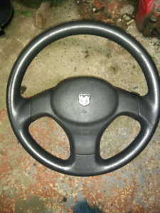 Dodge neon/ sx2.0 steering wheel and airbag