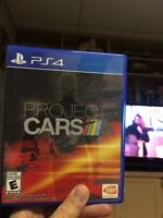 Project cars playstation 4 (ps4) game