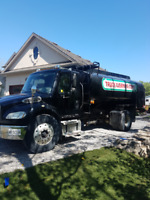 Water truck services and Delivery