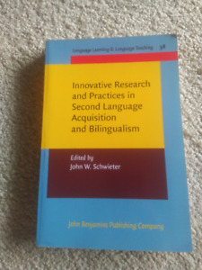 Innovative Research and Practices in Second Language Acquisition