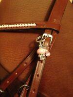 Horseshoe nail charms/earrings