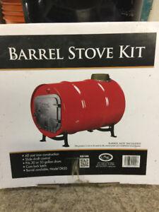 Stove Barrel kit