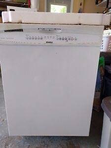 Free Kenmore dishwasher for parts or repair