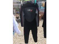 Wet suits x2