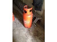 19kg Red Propane Gas Bottle #2