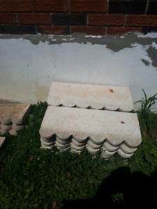 Concrete garden pieces (28)