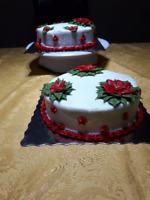 TRADITIONAL JAMAICAN RUM CAKE