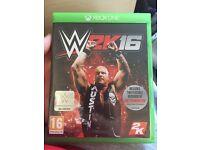 WWE 2K16 XBOX ONE