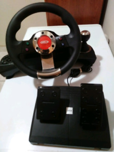 PS3 Wheel and pedels
