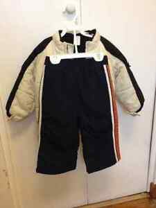 WINTER JACKET WITH PANTS FOR 18-24 MTHS Cambridge Kitchener Area image 1