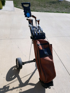 Men's RH golf clubs