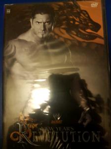 WWE NEW Years Revolution 2005 DVD (NEW)