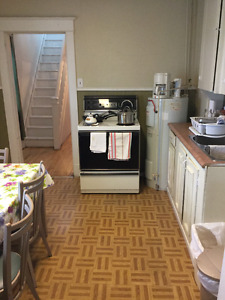 2 Bdrm + den Utilities Included Furnished Downtown Timmins Apt.