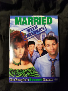 Married...with Children Season Two used DVD Box Set