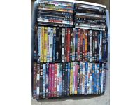 Job lot of 75+ DVDs