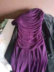 Assorted women's coats and dress suits