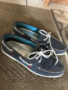 Sperry Shoes Size 7 (Colour- Navy)