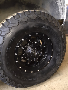 "Big 37"" Tires For Sale"