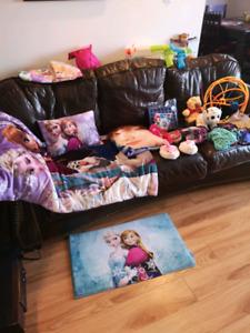 Lot jouets pour fille