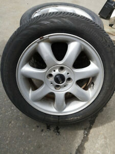 BMW Mini Rims & Tires