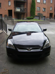Honda Accord Coupe 2006 - Excellent Condition!!